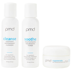 PMD Personal Microderm Daily Cell Regeneration System Starter Kit (Worth $50.00)
