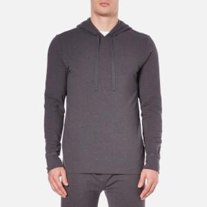 Polo Ralph Lauren Men's Long Sleeve Hoody - Charcoal Heather