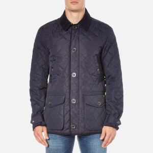 Polo Ralph Lauren Men's Car Coat - College Navy