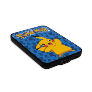 Pokémon Credit Card Sized Power Bank (5000mAh)