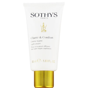 Sothys Clear and Comfort Light Cream