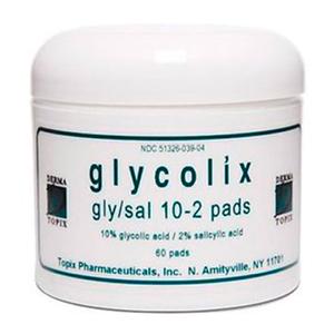 Topix Gly Sal 10-2 Pads