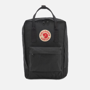 "Fjallraven Women's Fjallraven Kanken Laptop 13"" Backpack - Black"