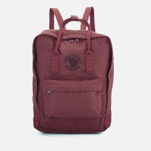 Fjallraven Re-Kanken Backpack - Ox Red