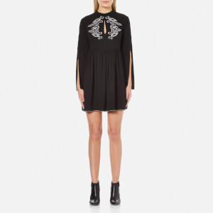 MINKPINK Women's Valley Of The Vine Dress - Black