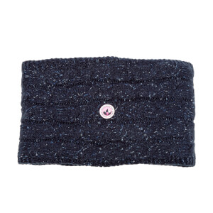 Superdry Women's Clarrie Snood Scarf - Navy Nep