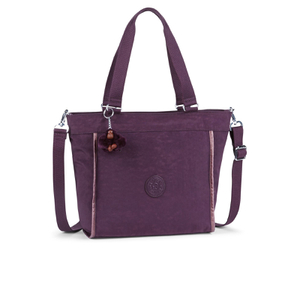 Kipling Women's Small Shopper Bag - Plum Purple