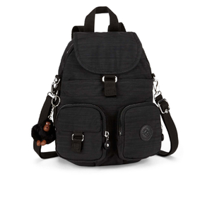 Kipling Women's Firefly Medium Backpack - Dazzling Black