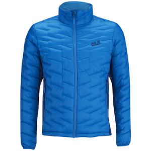 Jack Wolfskin Men's Icy Water Jacket - Brilliant Blue