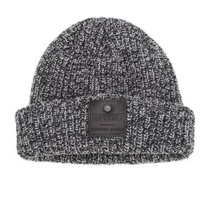Superdry Men's Surplus Goods Downtown Beanie Hat - Grey Twist