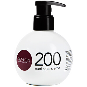 Revlon Professional Nutri Color Creme 200 Burgundy Violet 270ml