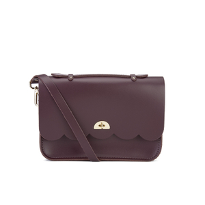 The Cambridge Satchel Company Women's Cloud Bag with Handle - Damson