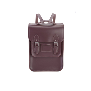 The Cambridge Satchel Company Women's Portrait Backpack - Damson
