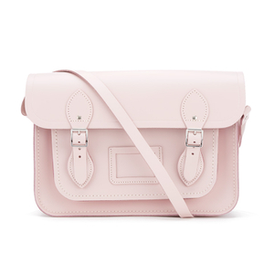 The Cambridge Satchel Company Women's 13 Inch Magnetic Satchel - Dusky Rose