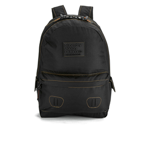 Superdry Men's True Montana Backpack - Black