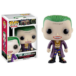 Suicide Squad Boxer Joker Ltd Ed Pop! Vinyl Figure