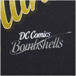 DC Bombshells Men's Harley Quinn T-Shirt - Black: Image 3