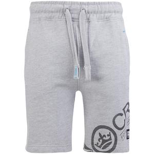 Pantalón corto Crosshatch Pacific - Hombre - Gris