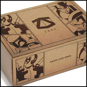 DC Universum ZBOX