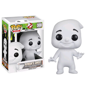 Ghostbusters 2016 Rowans Ghost Glow in the dark Funko Pop! Figuur