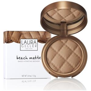 Laura Geller 勞拉‧蓋勒沙灘啞光古銅色烘焙保濕粉餅
