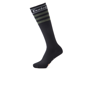 Santini Britannia Eroica High Profile Wool Socks - Green