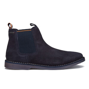 Superdry Men's Dakar Chelsea Boots - Dark Navy