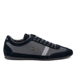 Lacoste Men's Misano 22 LCR SRM Trainers - Black