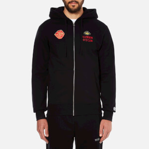 Billionaire Boys Club Men's Vegas Zip-Through Hoody - Black