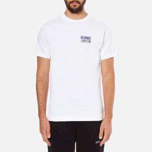 Billionaire Boys Club Men's New Moon Short Sleeve T-Shirt - White