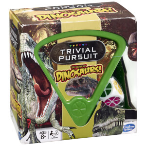 Trivial Pursuit Game - Dinosaurs Edition