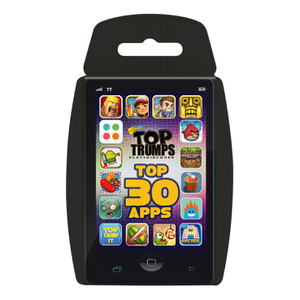 Top Trumps Specials - 30 Top Apps