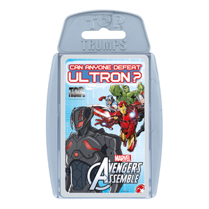 Top Trumps Specials - Avengers Assemble
