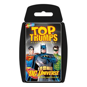 Top Trumps Specials - DC Superheroes