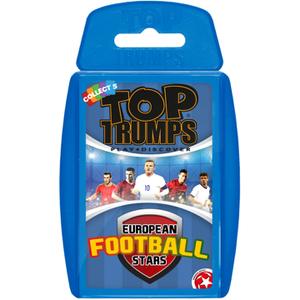 Top Trumps Specials - Euro 2016 (Euro Football Stars Pack)