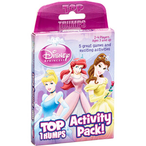 Top Trumps Activity Pack - Disney Princess