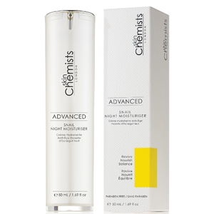 skinChemists Advanced Snail Night Moisturiser 50ml