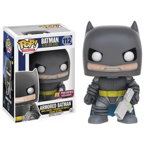 Batman: The Dark Knight Returns Armored Batman Pop! Vinyl Figur - Previews Exclusive