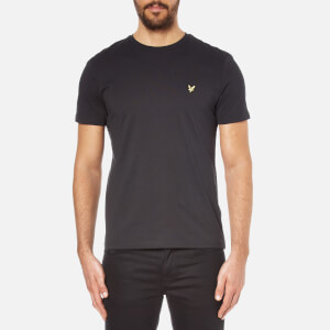 Lyle & Scott Men's Crew Neck T-Shirt - True Black
