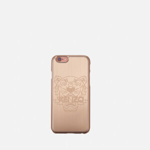 KENZO Women's iPhone 6 Cover - Gold