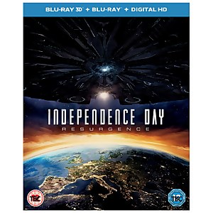Independence Day: Resurgence 3D (Includes UV Copy)
