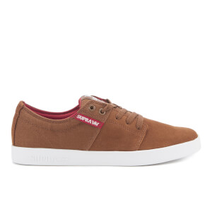 Baskets Supra Stacks II - Marron
