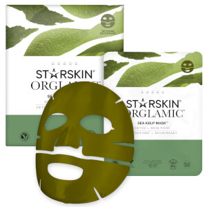 Маска для лица с экстрактом морских водорослей STARSKIN The Master Cleanser - Kelp Mask