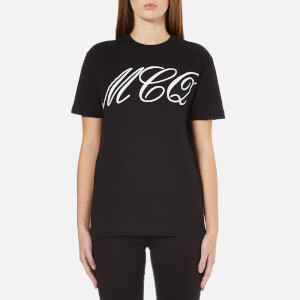 McQ Alexander McQueen Women's Classic T-Shirt - Darkest Black