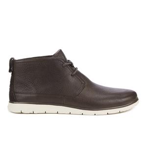 UGG Men's Freamon Grain Leather Desert Boots - Espresso