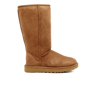 UGG Women's Classic Tall II Sheepskin Boots - Chestnut
