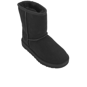 UGG Kids' Classic Boots - Black: Image 2