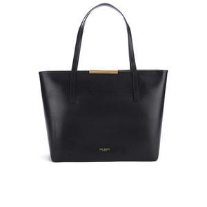 Ted Baker Women's Kaci Zip Top Large Shopper Tote - Black