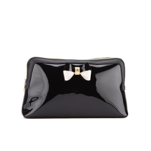 Ted Baker Women's Madlynn Bow Large Washbag - Black