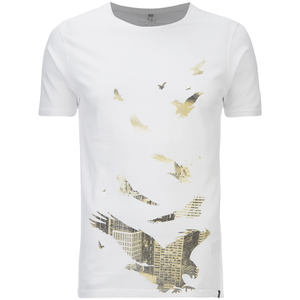 Smith & Jones Men's Dodecastle T-Shirt - White